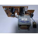 Placa E Fonte Som Philips Modelo Fwm779/19
