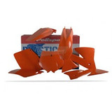 Kit Plasticos Completo Ktm Exc/exc-f 2001-02