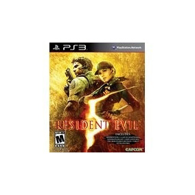 Resident Evil 5 Gold Edition Ps3 Cd Fisico Sellado !!!