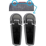 Apdty Rear Window Glass Hatch Hinge Set/pair For Ford Exp