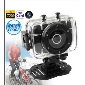 Camera Filmadora Digital Action Camcorder Sport