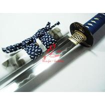 Espada Katana Samurai Afiada Original Corte Aço Damasco