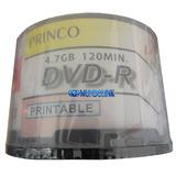 Dvd Imprimible Princo 50 Unidades 8x 4.7 Gb Para Impresión