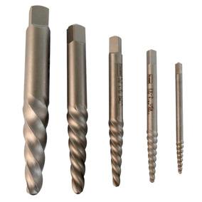 Extractor Tornillo Espiral Juego 5 Piezas Ex1-5 53535 Irwin