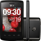 Lg Optimus L1 Ii E410 - Android 4.1, 3g, 2mp, 4gb, Gps, Wifi