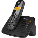Telefone Sem Fio Digital Ts 3130 Secretaria Eletronica