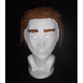 Halloween! Máscara Mike Myers, Completa Con Pelo, Adulto