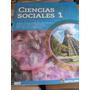 Ciencias Sociales 1, Serie En Linea, Ed. Santillana.