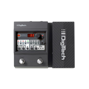 Pedaleira Digitech Element Xp P/ Guitarra - Com Fonte Bivolt
