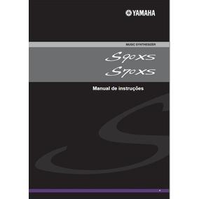 Manual Do Teclado Yamaha S70xs E S90xs Em Português