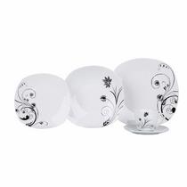 Aparelho De Jantar De Porcelana 20pcs Bangkok Lyor 2146