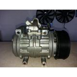 Compressor Ar Condicionado F4000 4c Cumins Denso 10p15 Novo