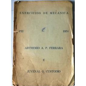 Livro Exercício De Mecânica Nº 450