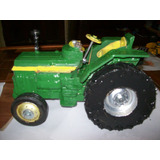 Tractor De Madera Artesanal