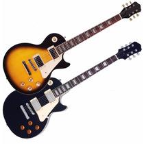 Guitarra Electrica Tipo Les Paul + Pua + Garantía + Envios