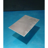 Chapa Aluminio 20cm X 20cm X 4,00mm