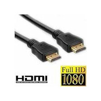 Cabo Hdmi 1.8 Metros Fullhd 1080p Ps3 , Tv, Dvd, Home, Xbox