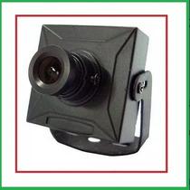 Micro Camera Ccd Sony 600 Linhas Day Night Sup Intelbras 320