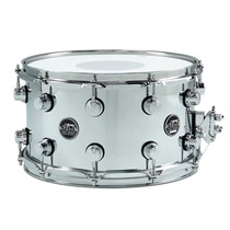 Dw Performance Series 14 X8 Chrome Over Steel Snare Drum