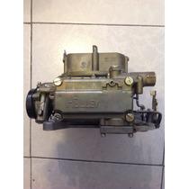Carburador Holley 4 Gargantas Nuevo Original Chevrolet