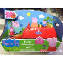 Carro De Peppa Pig Con Sonidos Es 100% Original !!!!!