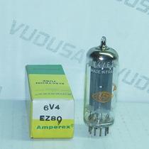 Válvula Electrónica, Vacuum Tube Ez80 / 6v4 Amperex