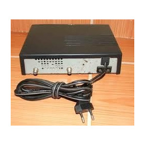 Receptor Vision Modelo Dcc-2000 Sem Controle Conversor Catv