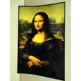 11 Pinturas Posters Cuadros Obras De Arte Vinci, Gogh, Angel