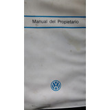 Manual Original Vw Gacel-senda
