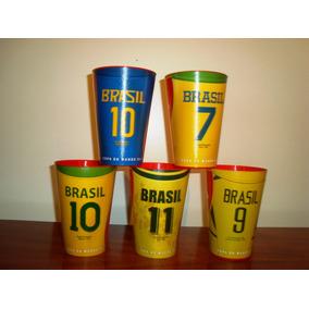 Copo Copa 2014 Brahma Titulos Brasil - Promoção - Novos