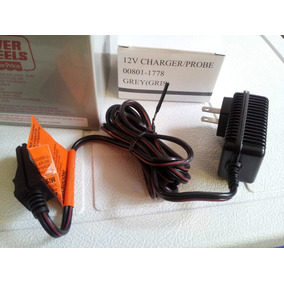 Cargador Power Wheels Para Pila De 12 Volts.