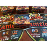 Mitos Y Leyendas. Camelot Display Por 24 Sobres,