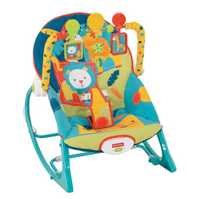 Cadeira De Descanso E Balanço Fisher Price Até 18kg X7046