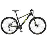 Bicicleta Gt Karakoram Sport 29 27v Preto Verde Alumin 2017
