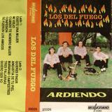 Cumbia Santafesina-llos Del Fuego-cassette Musigran-ardiendo