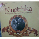 Ld Ninotchka Staring Greta Garbo & Melvyn Douglas Mgm/ua