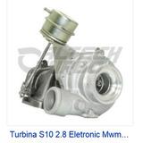 Turbina Da S 10 Com Motor Mwm Elet Mod K14 (conj Central)