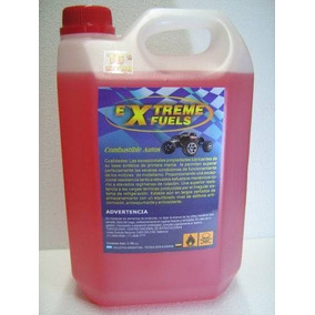Combustible Nitro Extreme Fuels. 16% 2 Lts.