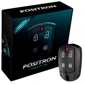 Alarme Positron Automotivo Carro Cyber Fx 330 Desliga Som