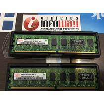 Memoria 2gb Ddr2 Ecc Pc2-6400e Hp Storageworks 400t / 1200