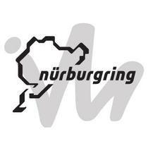 Adesivo Nurburgring Compre 2 Leve 3 Bmw Vw Audi Rebaixado