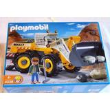 Playmobil 4038 Mega Cargador Frontal Fotos Reales Nuevo