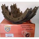 Sapata Freio Ford Rager Xl/xls 97/03 Mazzicar Bpsa 0090170
