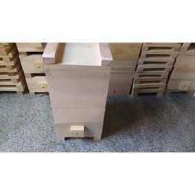 Caixa Para Abelhas Sem Ferrão ( Modelo Inteligente ) Frete