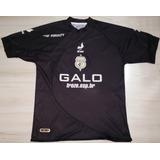 Camisa Comemorativa Treze Futebol Clube 80 Anos Penalty Galo