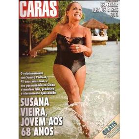 Caras Edição Esp.ilha De Caras 2011 Suzana Vieira 68 Anos