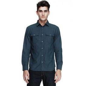 Camisa Ax Armani Exchange (seamed Shirt) Large 100%original