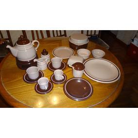 juego platos ancers ceramica personas