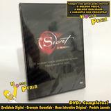 Dvd O Segredo - The Secret + Marca Páginas + Porta-copo