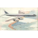 Postal Avion Jet Clipper (#616)